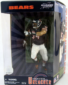 Collector Edition - Brian Urlacher - Chicago Bears