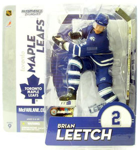 Brian Leetch Toronto Maple Leaf