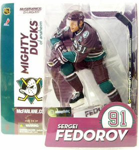 Sergei Fedorov - Mighty Ducks
