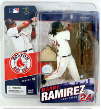 MLB 16 - Manny Ramirez 2 White Jersey Regular - Red Sox