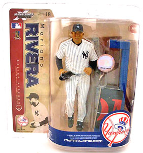 Mariano Rivera 2 - Series 18 - Yankees