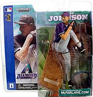Randy Johnson Series 1 Purple Variant