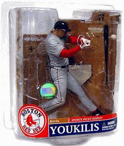 MLB 20 - Kevin Youkilis - Red Sox Grey Variant