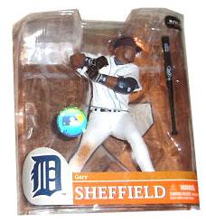 MLB 20 - Gary Sheffield - Tigers - White Jersey Variant