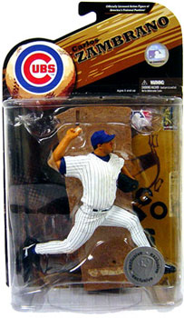 MLB 23 Exclusive - Carlos Zambrano - Cubs