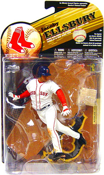 MLB - Jacoby Ellsbury - Red Sox