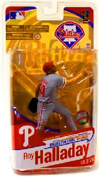 MLB 26 - Roy Halladay - Phillies - Grey Jersey Bronze Collector Level