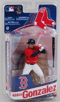 MLB Series 28 - Adrian Gonzalez - Red Sox
