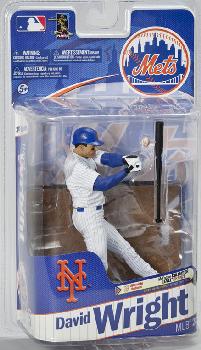 MLB Series 28 - David Wright - Mets