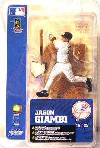 3-Inch: Jason Giambi