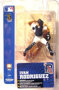 3-Inch: Ivan Rodriguez