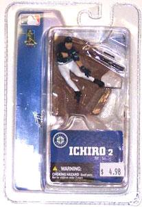 3-Inch Mariners Ichiro