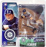 Ichiro Grey Jersey Variant