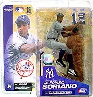 MLB Series 5 - Alfonso Soriano - Yankees