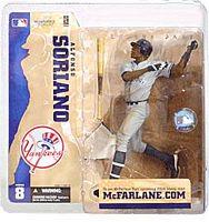 MLB Series 8 - Alfonso Soriano - Yankees