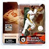 MLB Cooperstown Series 1 - Brooks Robinson - Baltimore Orioles