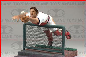 MLB Cooperstown 8 - Carlton Fisk 2 - Red Sox