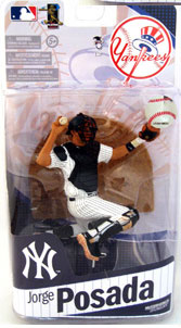 Elite Team NY Yankees - Jorge Posada