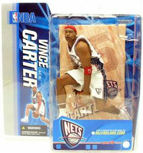Vince Carter Series 10 - Nets
