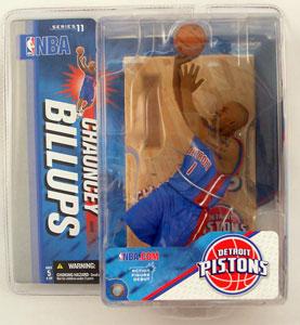 Chauncey Billups - Detroit Pistons