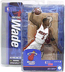 NBA Series 12 - Dwyane Wade 2 - Miami Heat