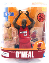Shaquille ONeal 3 - Series 13 - Miami Heat