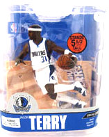 Jason Terry - Dallas Mavericks - White Jersey Regular