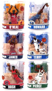 Mcfarlane NBA Series 13 - Set of 6