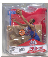 TAYSHAUN PRINCE - Detroit Pistons