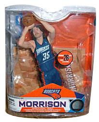 Adam Morrison Blue Jersey Variant