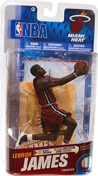 NBA 19 - Lebron James 3 - Heat