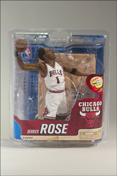 NBA Series 20 - Derrick Rose 2 - Bulls
