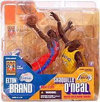 Elton Brand & Shaquille ONeal