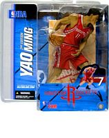 Yao Ming Series 7 - Rockets