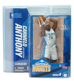 Carmelo Anthony Series 8 - Nuggets