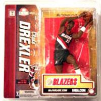 Clyde The Glide Drexler - Blazers