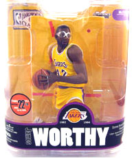 James Worthy - Los Angeles Lakers