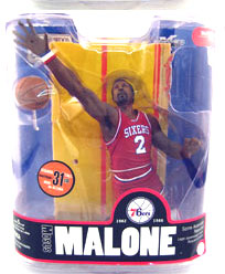 Moses Malone - Philadelphia 76ers