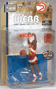 NBA Legends 4 - Spud Webb - Hawks