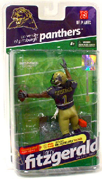 College Football - Larry Fitzgerald - Pittsburgh Panthers