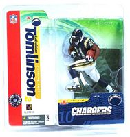 Ladainian Tomlinson Series 10 - Purple Jersey Regular Chargers