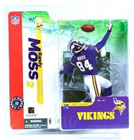 Randy Moss Series 10 - Vikings
