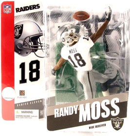 Randy Moss Series 11 - Raiders