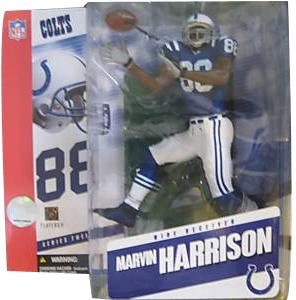 Marvin Harrison 2 - Blue Jersey Variant