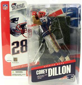 Corey Dillon - Patriots