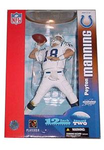 12-Inch Peyton Manning White Jersey Variant