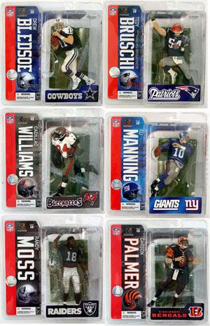 NFL Series 13 Set of 6