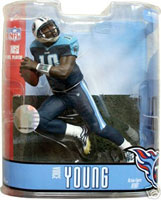Vince Young Blue Pants Variant
