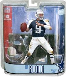 Tony Romo Blue Jersey Variant