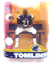 LaDainian Tomlinson 4 - San Diego Chargers